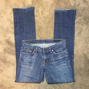 Citizens of Humanity Low Waist Bootcut